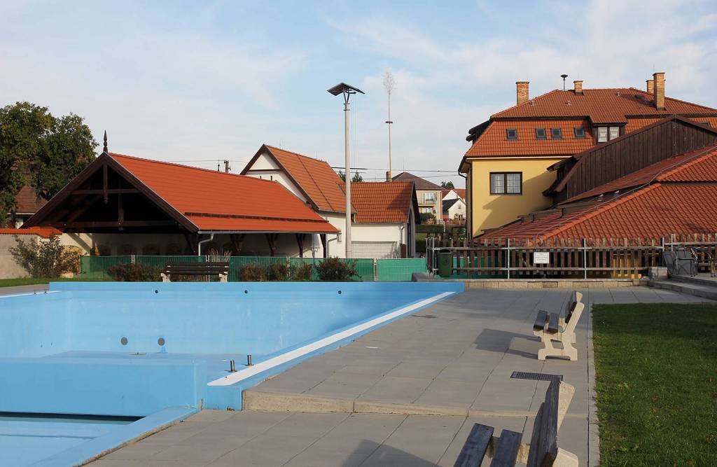 village pool